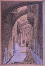 Carrer de Jerusalem | Sancho Piqué, Josep