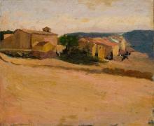 Voltants de poble | Sancho Piqué, Josep