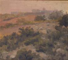Abrupte, al fons Tarragona | Sancho Piqué, Josep