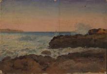 Mar contra les roques | Sancho Piqué, Josep