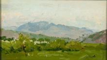 Voltants del poble | Sancho Piqué, Josep