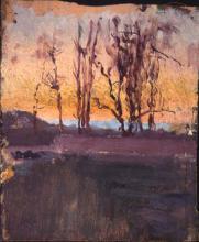 Posta de sol | Sancho Piqué, Josep