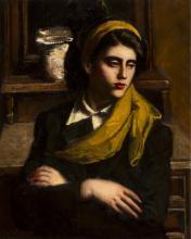 Noia amb mocador groc | Lahosa Valimaña, Joan