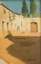 Barri de masia   Sancho Piqué, Josep