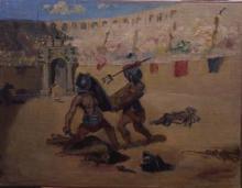 Gladiadors   Sancho Piqué, Josep