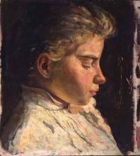 Cap de noia   Sancho Piqué, Josep