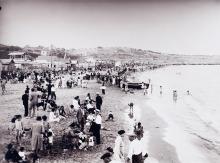 Tarragona. La platja del Miracle | Vallvé Vilallonga, Hermenegild