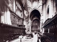 Tarragona. Catedral. Cor | Vallvé Vilallonga, Hermenegild