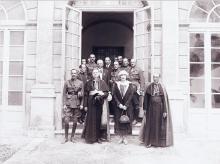 Tarragona. Visita del rei Alfonso XIII | Vallvé Vilallonga, Hermenegild