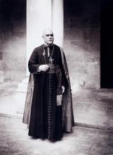 El cardenal Gomà del dia de la seva consagració episcopal | Vallvé Vilallonga, Hermenegild